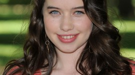 Anna Popplewell Wallpaper For IPhone