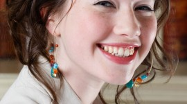 Anna Popplewell Wallpaper For IPhone 6