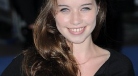 Anna Popplewell Wallpaper For IPhone Free