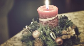 Aroma Candles Photo Free#1