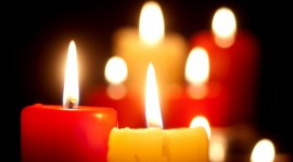 Aroma Candles Wallpaper For Mobile