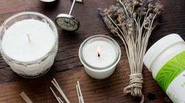 Aroma Candles Wallpaper Gallery