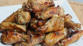 Baked Chicken Wings Photo Download