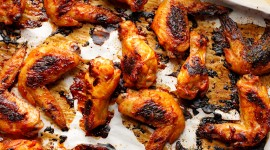 Baked Chicken Wings Photo#1