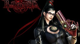 Bayonetta Desktop Wallpaper