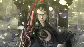 Bayonetta Desktop Wallpaper For PC