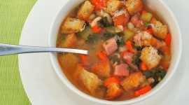 Bean Soup Wallpaper