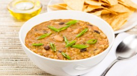 Bean Soup Wallpaper For Desktop