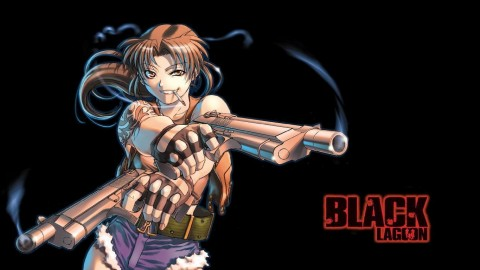 Black Lagoon wallpapers high quality