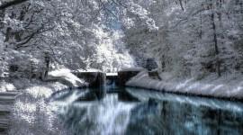 Bridges In Winter Photo#1