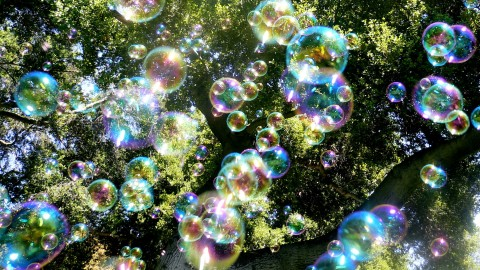 Bubbles wallpapers high quality