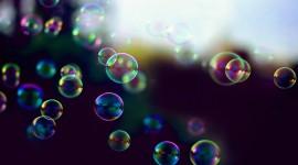 Bubbles Desktop Wallpaper