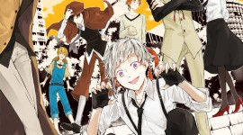 Bungou Stray Dogs Wallpaper For Mobile