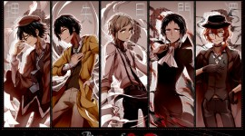 Bungou Stray Dogs Wallpaper For PC