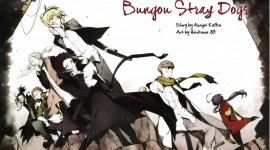 Bungou Stray Dogs Wallpaper Gallery