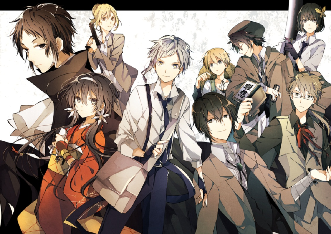Bungou Stray Dogs Wallpapers High Quality Download Free