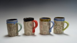 Ceramic Mugs Wallpaper Download Free