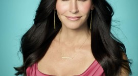 Courteney Cox Wallpaper For IPhone 6