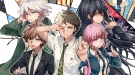 Danganronpa Wallpaper Free
