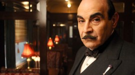 David Suchet Desktop Wallpaper HD