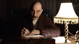 David Suchet High Quality Wallpaper