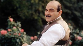 David Suchet Wallpaper For IPhone Free