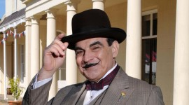 David Suchet Wallpaper HD