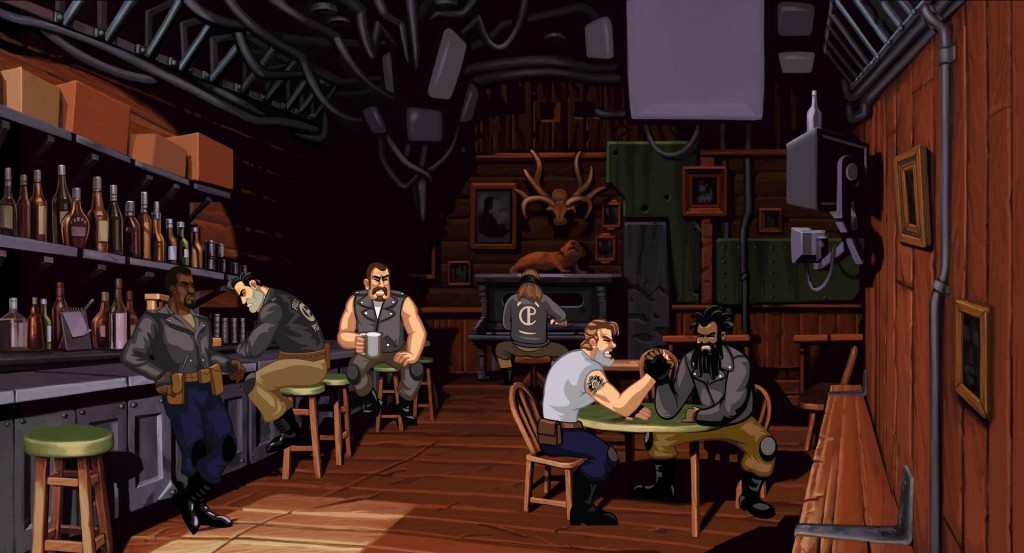 Full Throttle Remastered wallpapers HD