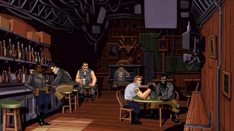 Full Throttle Remastered wallpapers high quality