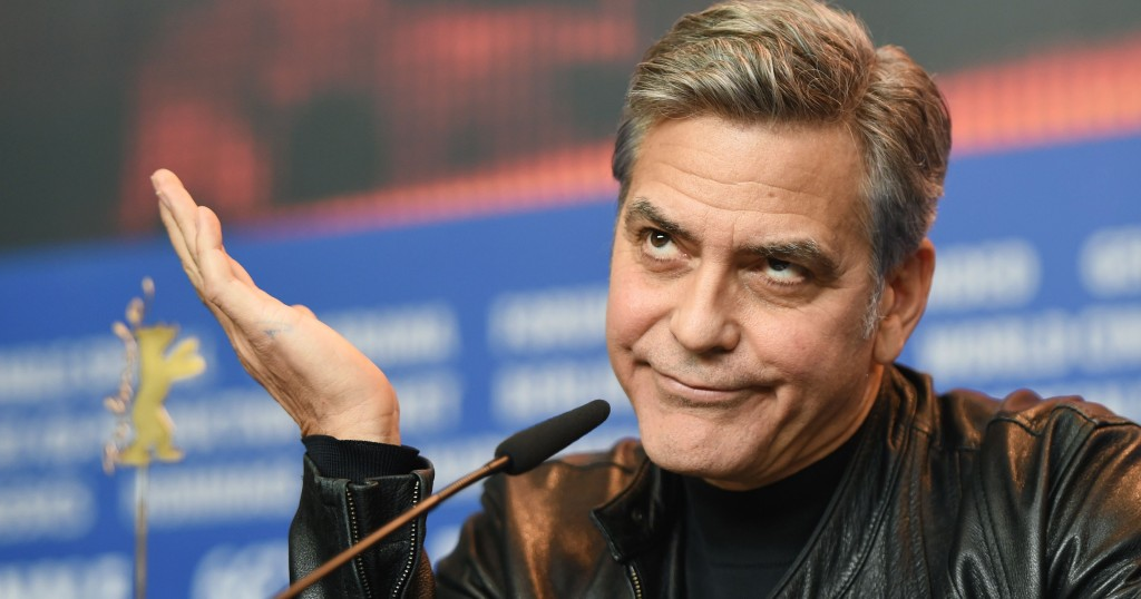 George Clooney wallpapers HD
