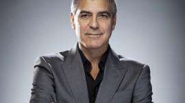 George Clooney Desktop Wallpaper HD