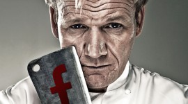 Gordon Ramsay High Quality Wallpaper