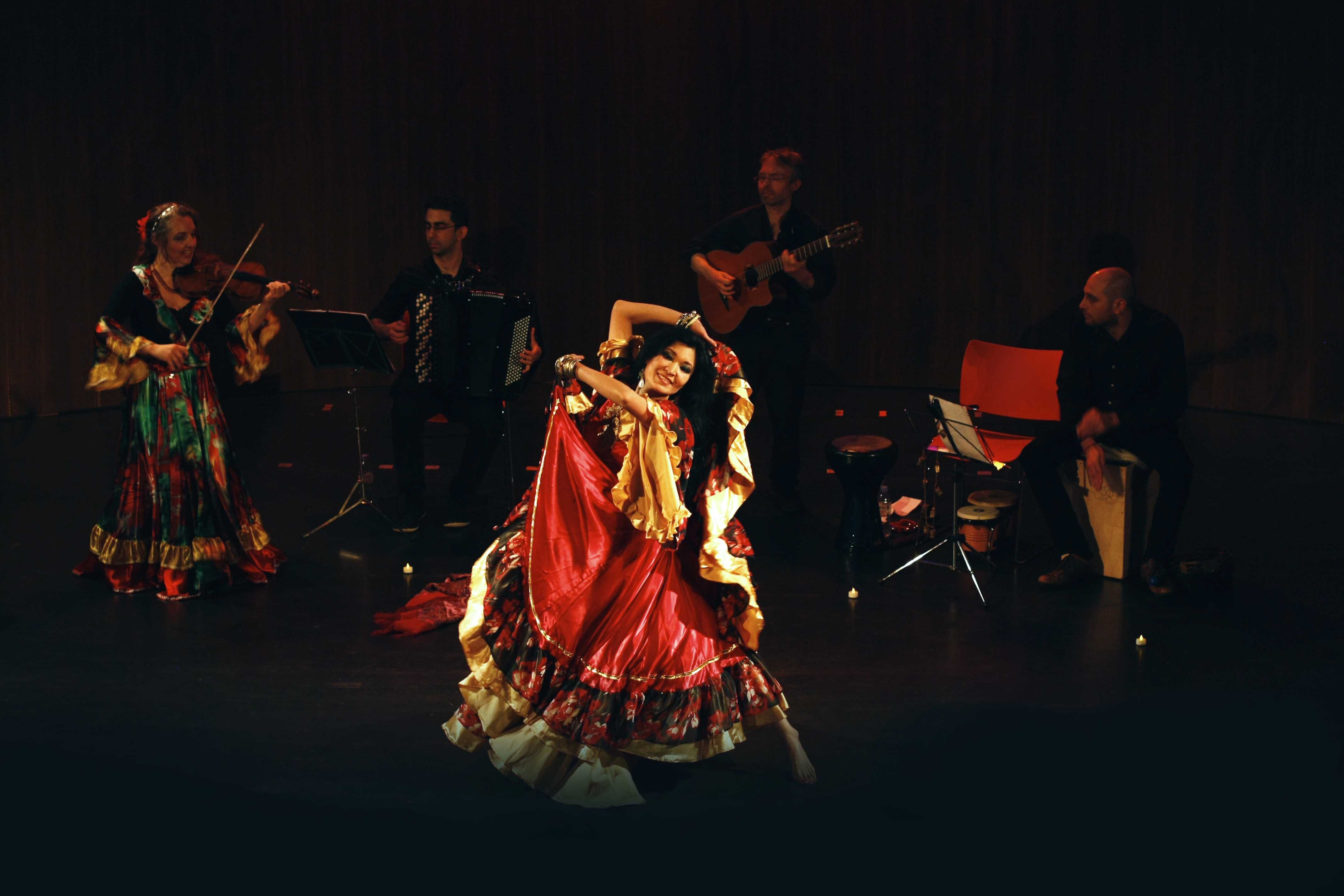 Gypsy Dance Wallpapers High Quality