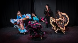 Gypsy Dance Wallpaper
