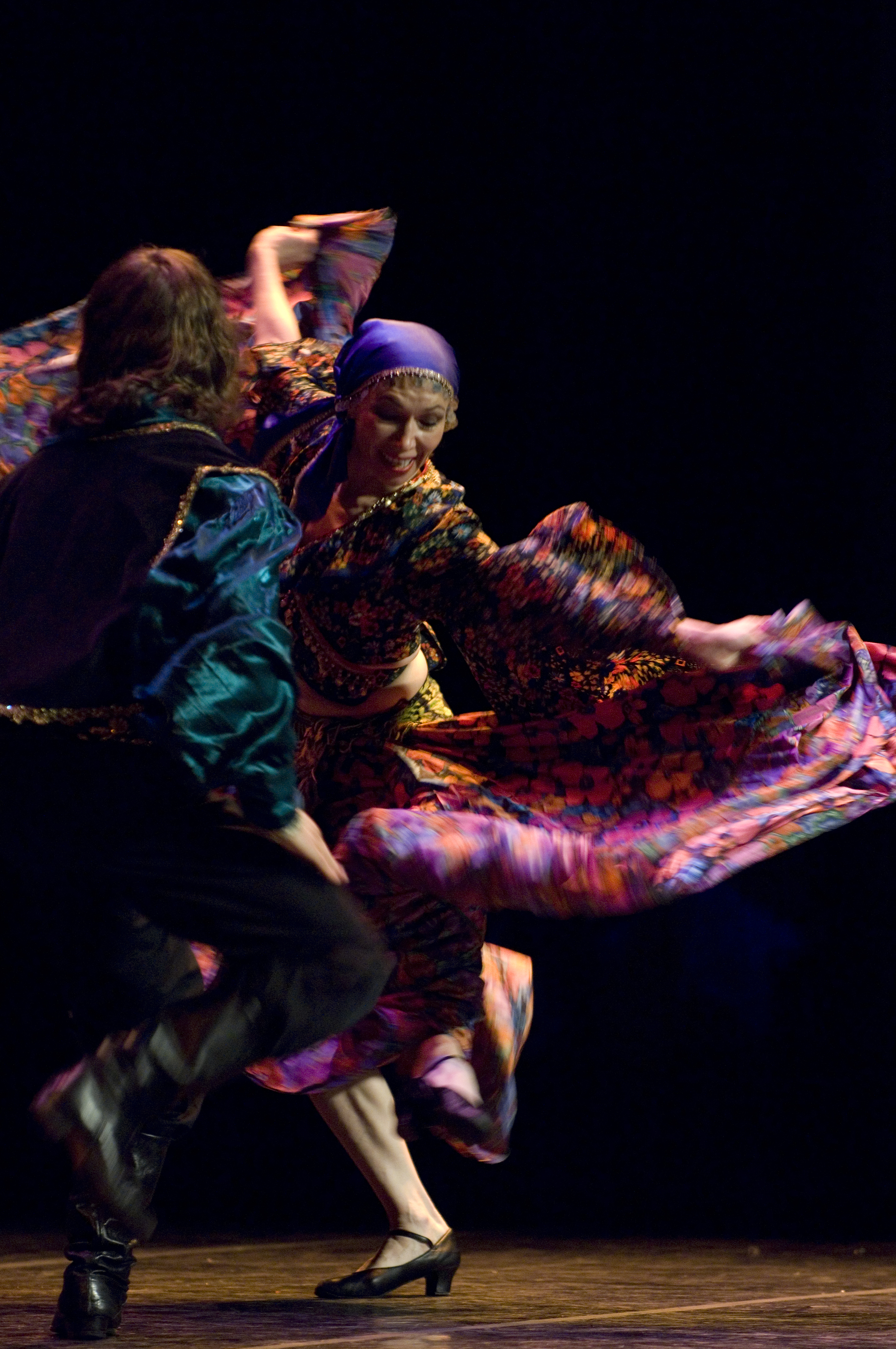 gypsy dance wallpapers high quality download free