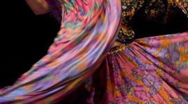 Gypsy Dance Wallpaper For IPhone