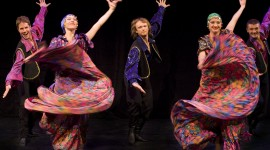 Gypsy Dance Wallpaper Full HD