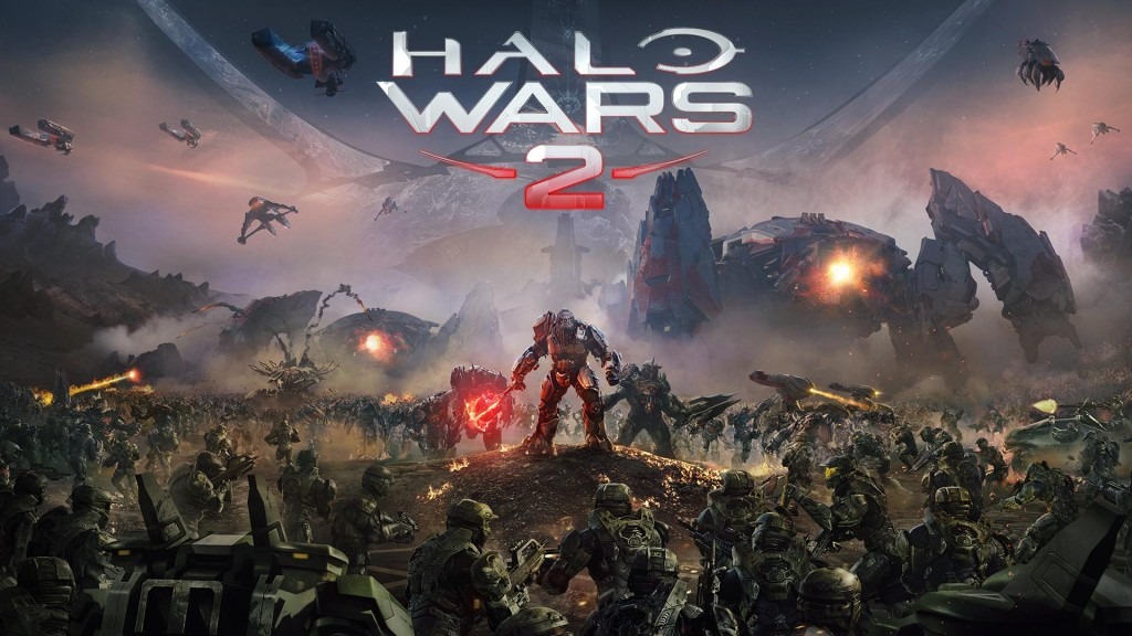Halo Wars 2 wallpapers HD