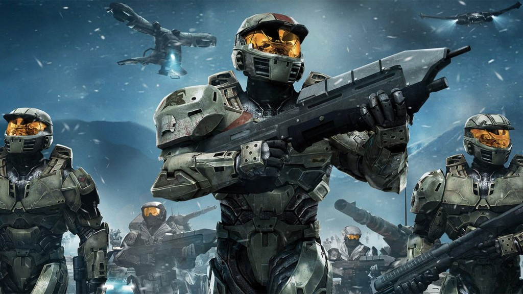 Halo Wars wallpapers HD