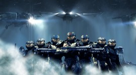 Halo Wars Wallpaper For PC