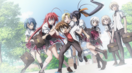 High School DxD New Photo