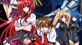 High School DxD New Wallpaper For Android#3