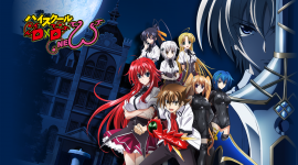 High School DxD New Wallpaper For PC