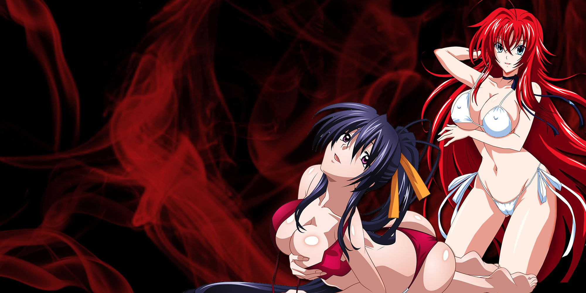 High School Dxd New Wallpapers High Quality Download Free