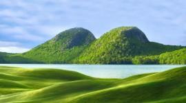 Hills Desktop Wallpaper Free