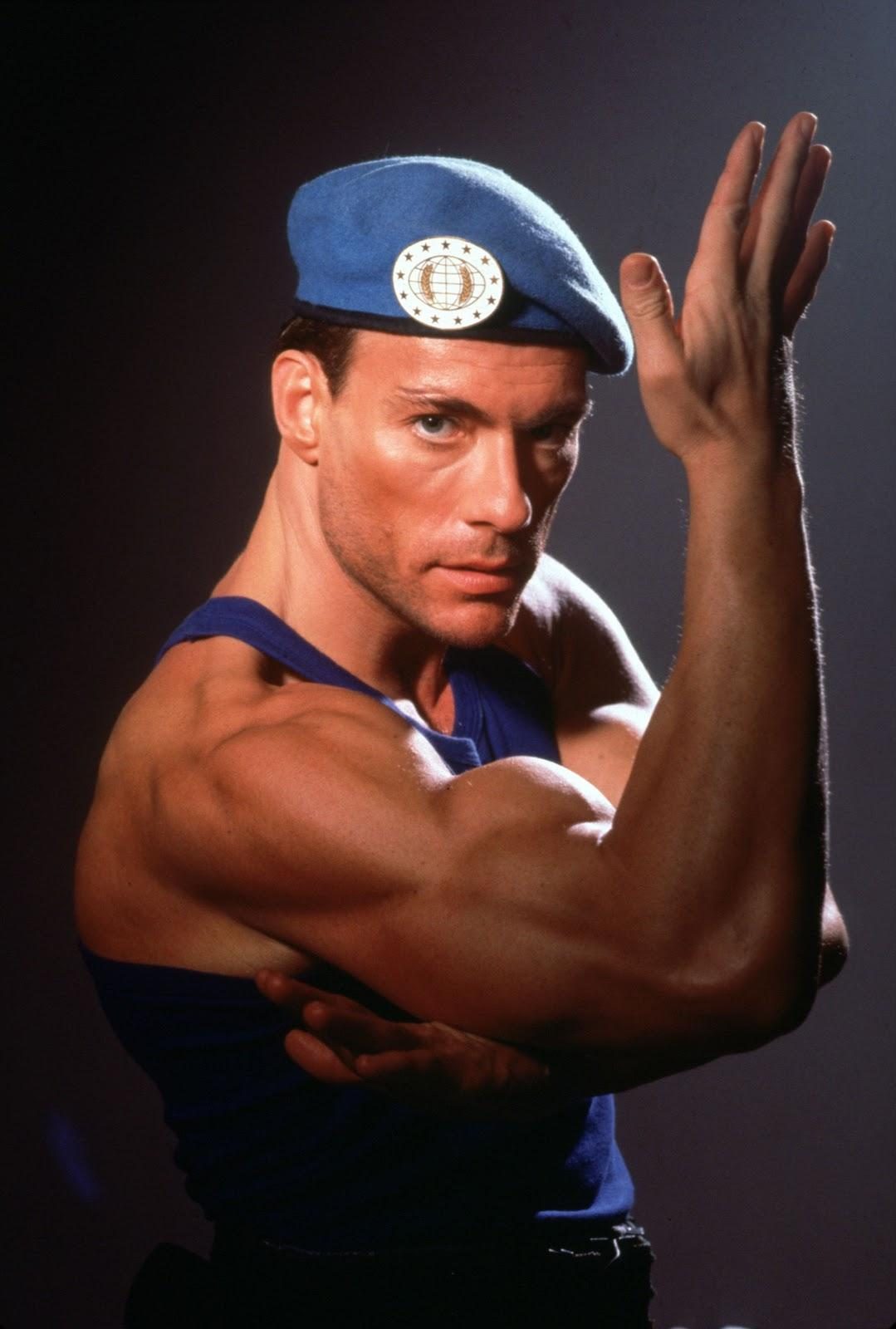 Jean Claude Van Damme Wallpapers High Quality Download Free