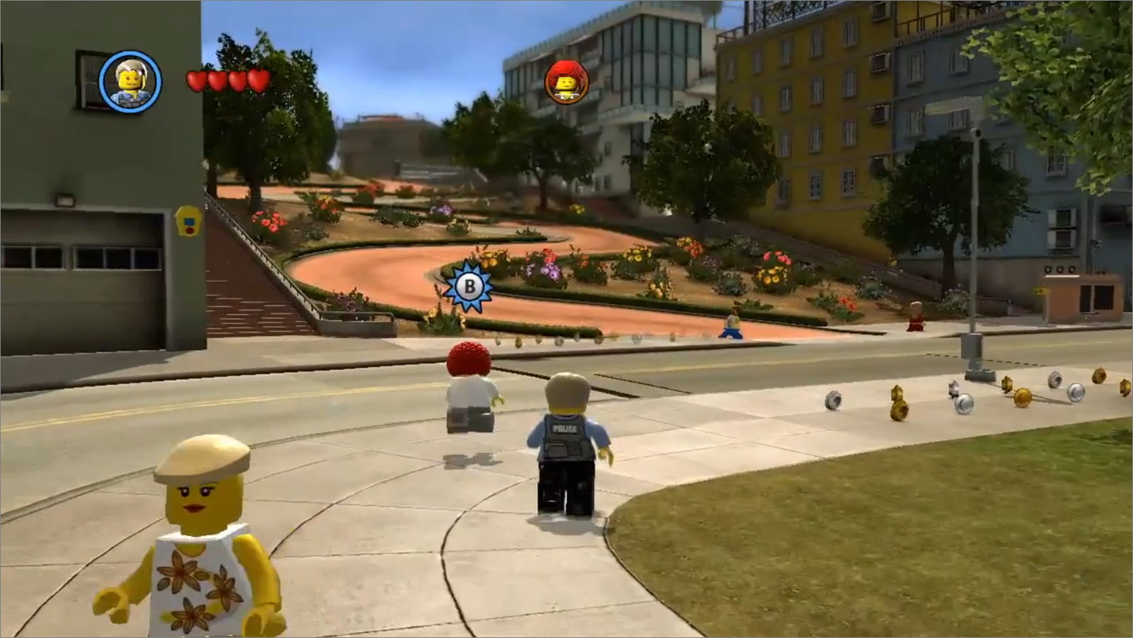 Lego City Undercover Wallpapers High Quality Download Free