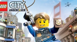 Lego City Undercover Wallpaper