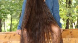 Long Hair Wallpaper