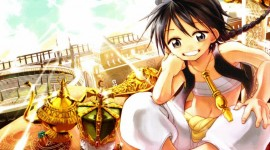 Magi The Labyrinth Of Magic Image